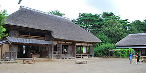 Farmhouse of Kazusa